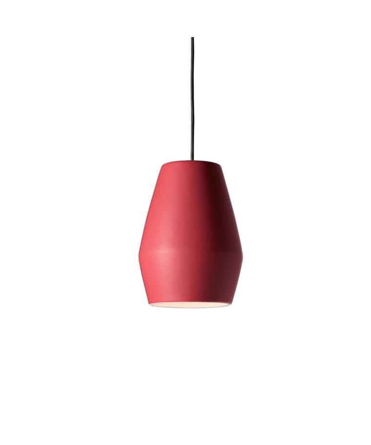 Bell Taklampa Mat Burgundy - Northern