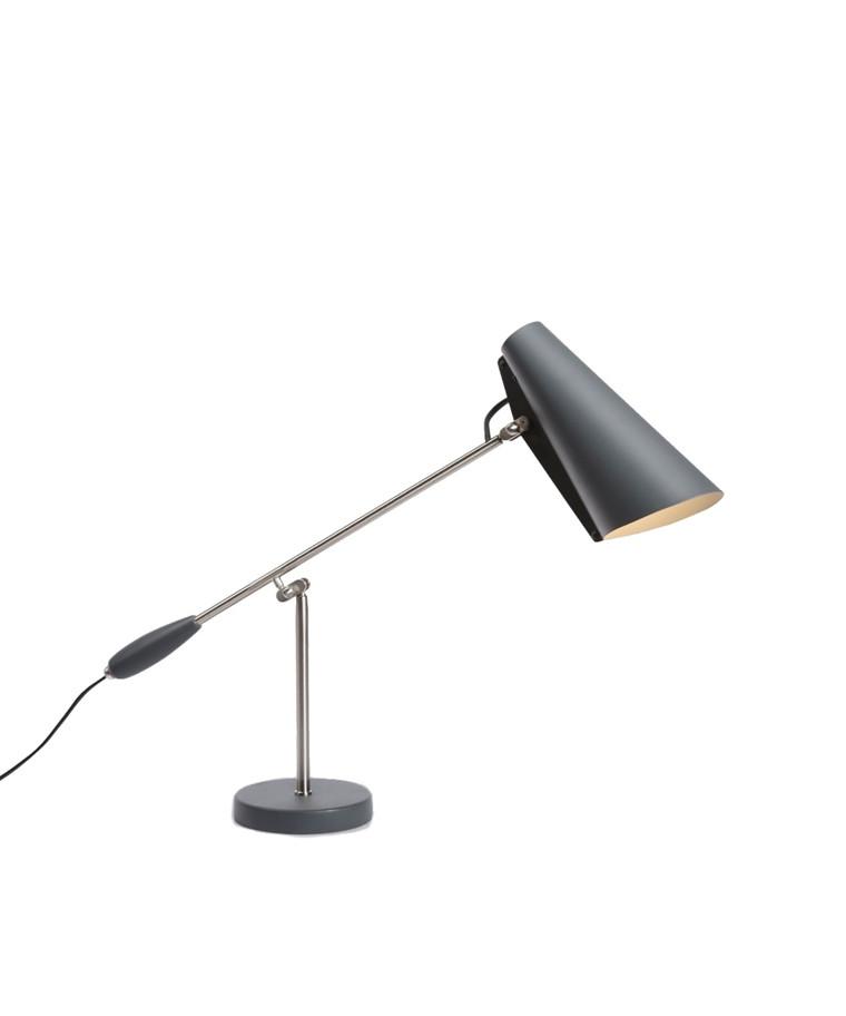 Birdy Bordlampe Grå - Northern