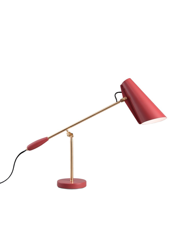 Birdy Bordlampe Marsala - Northern Lighting