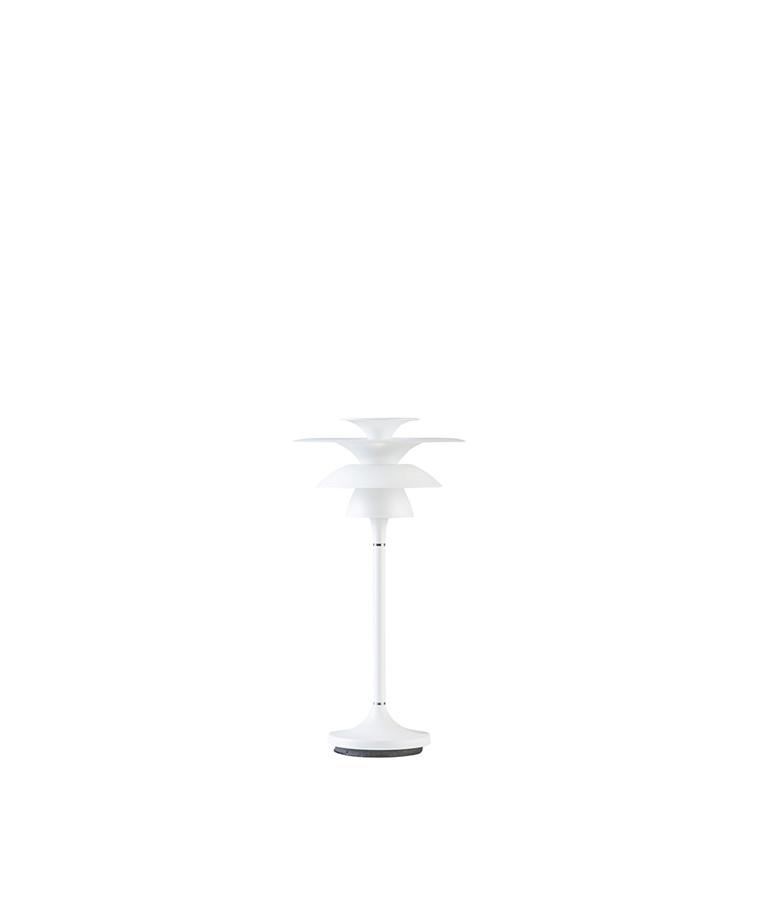 Picasso Bordlampe H355 Mat Hvid LED - Belid thumbnail
