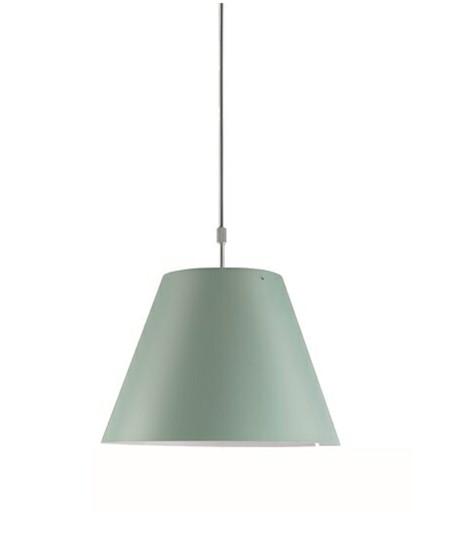 Costanza Pendelleuchte Comfort Green - Luceplan