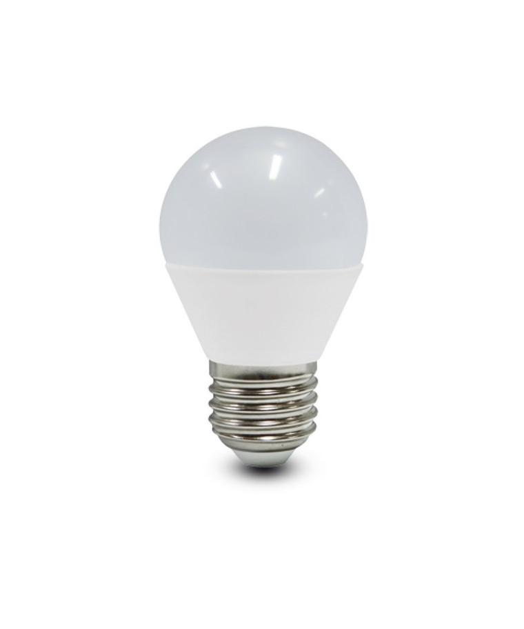 Pære LED 6W Krone E27 - Duralamp
