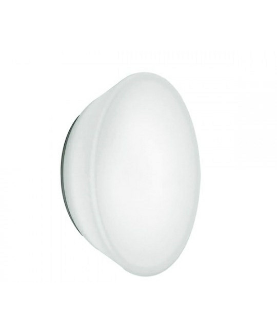 Conca W1 Loftlampe Mat Hvid - Rotaliana