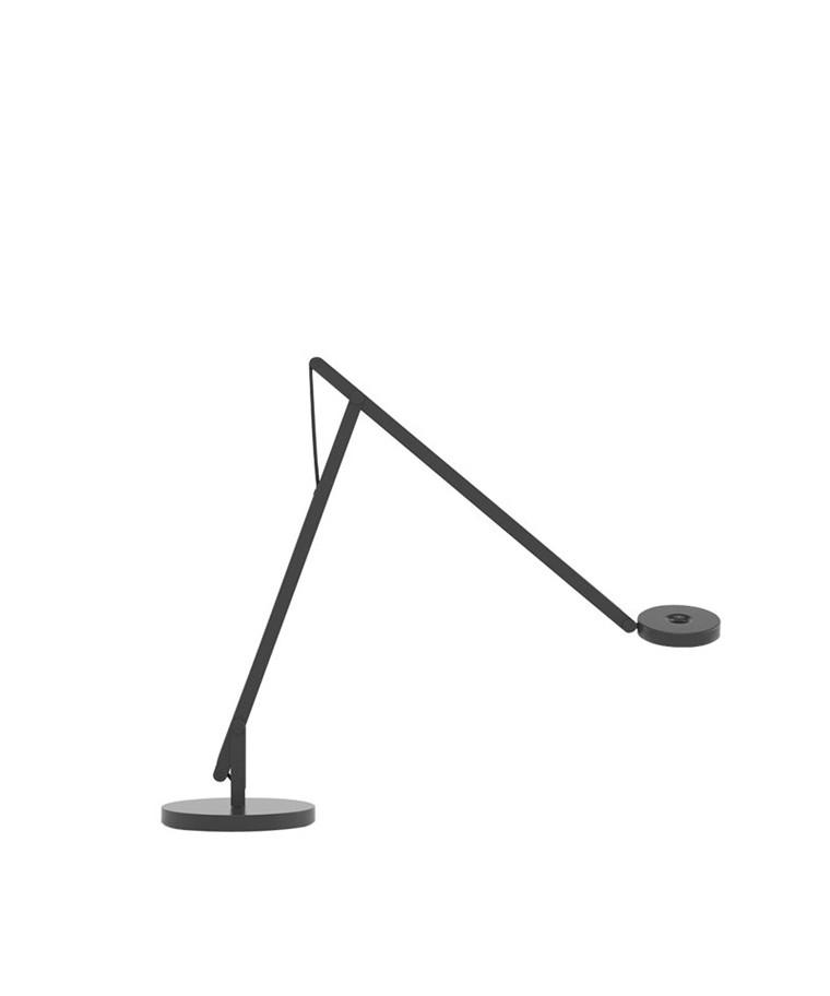 String T1 Bordlampe Sort/Sort - Rotaliana