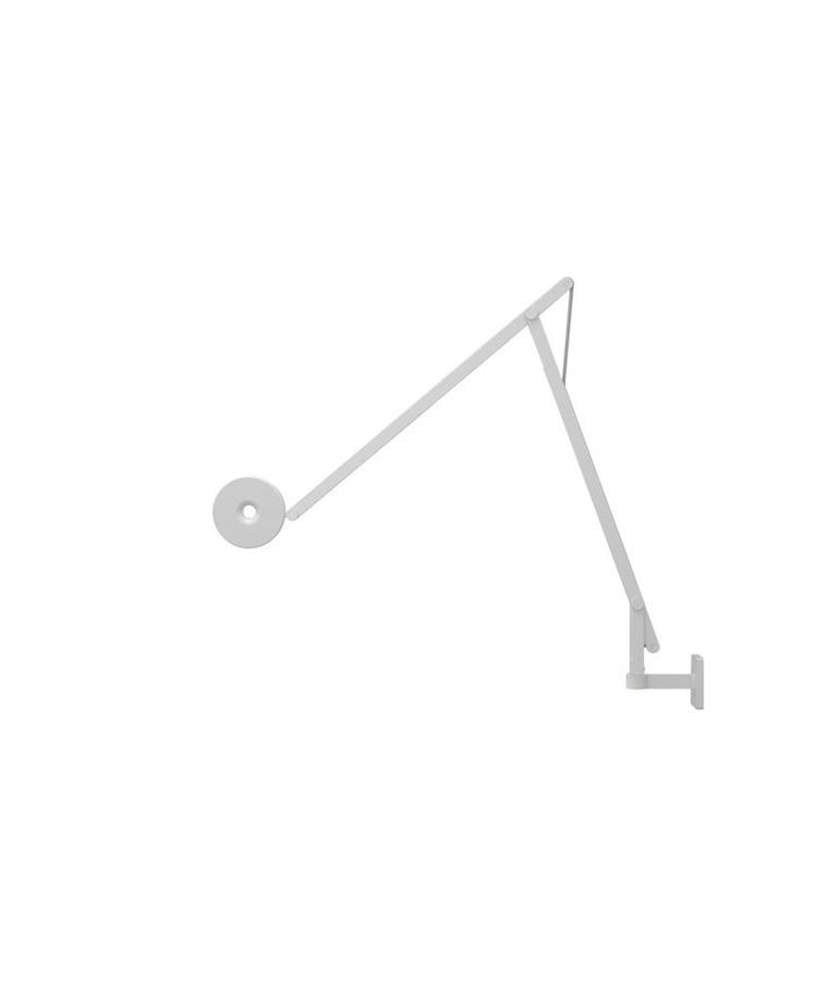 String W1 Væg Hvid/Silver - Rotaliana