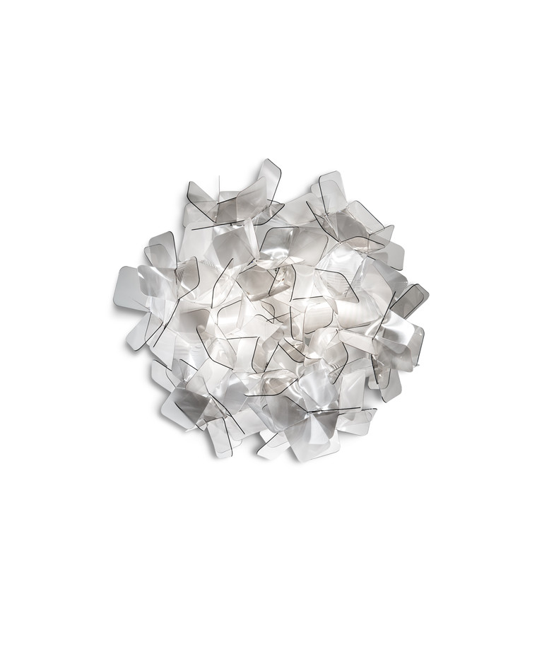 Clizia Plafond/Vägglampa Mini Prisme - SLAMP