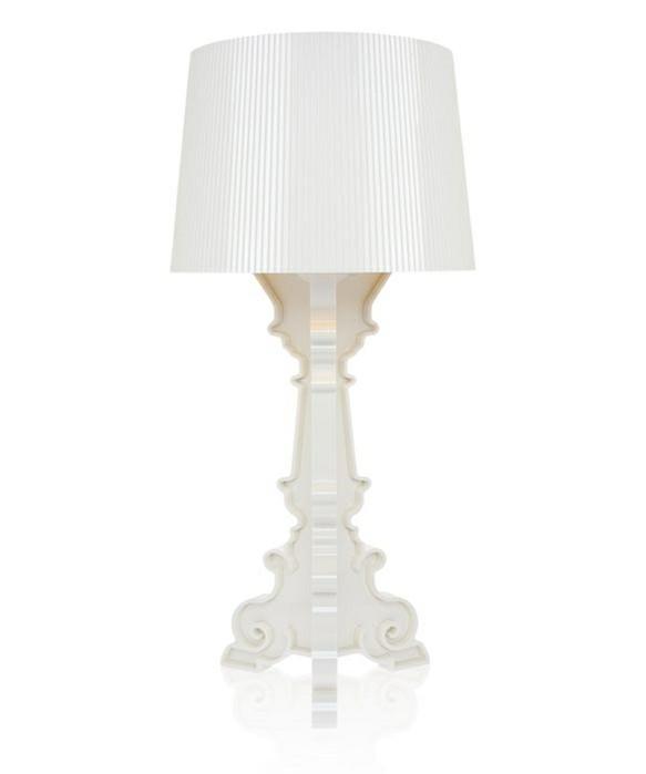 Bourgie Bordslampa Vit/Guld - Kartell