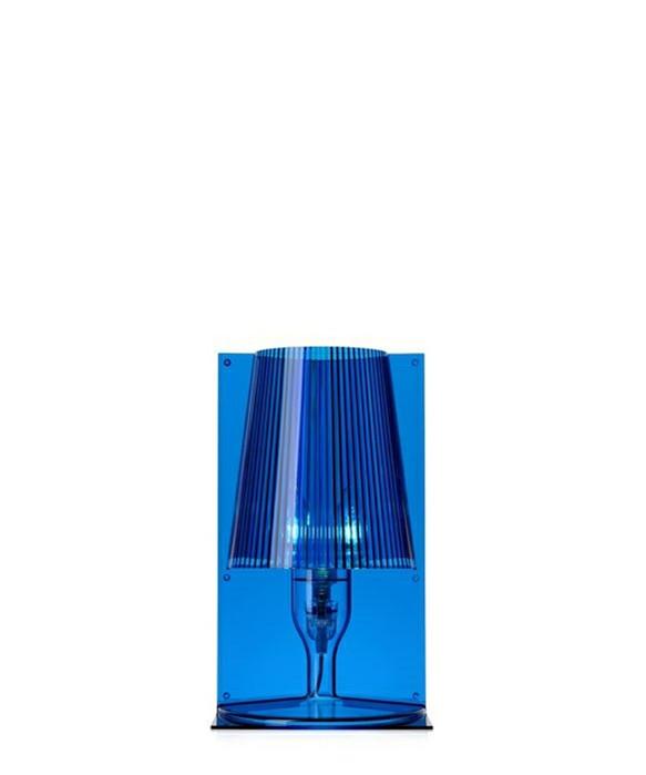 Take Bordlampe Blå - Kartell
