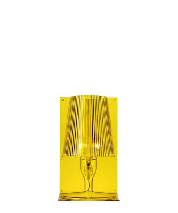 Take Bordlampe Gul - Kartell