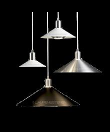 DEMO Tip Top 2, 3, 4, 6 Taklampa - Gammelgaard - Pandul Lampe 4, Vit