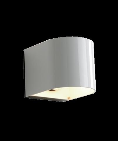 LightU Væglampe Hvid - Embacco