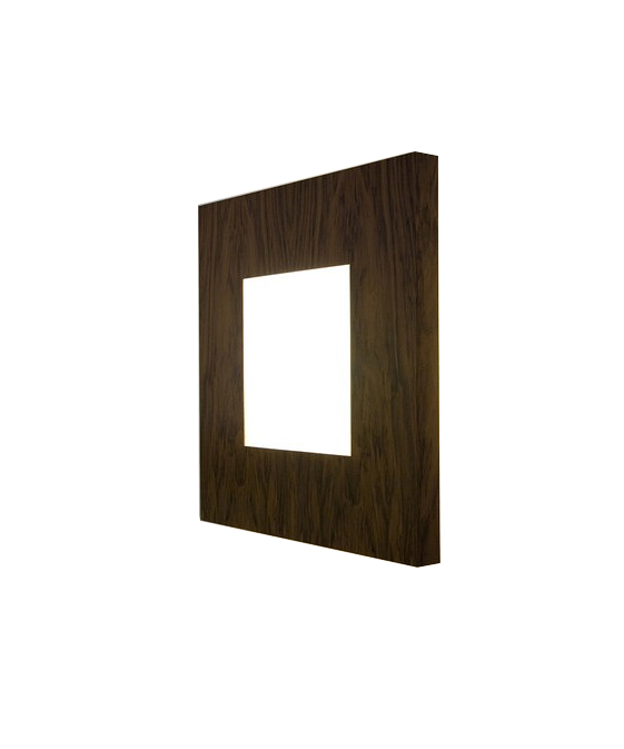 O-Size Væglampe Valnød - Embacco