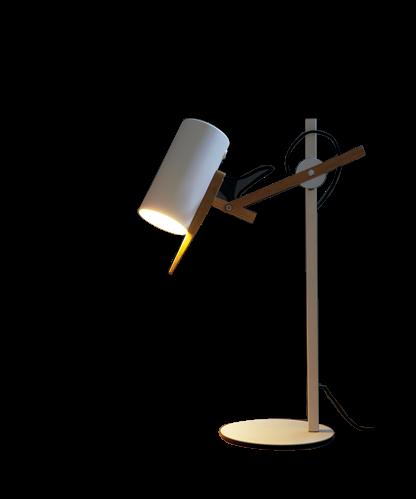 Scantling Tischleuchte Weiß - Marset