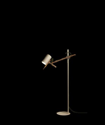 Scantling P73 Stehleuchte Weiß - Marset