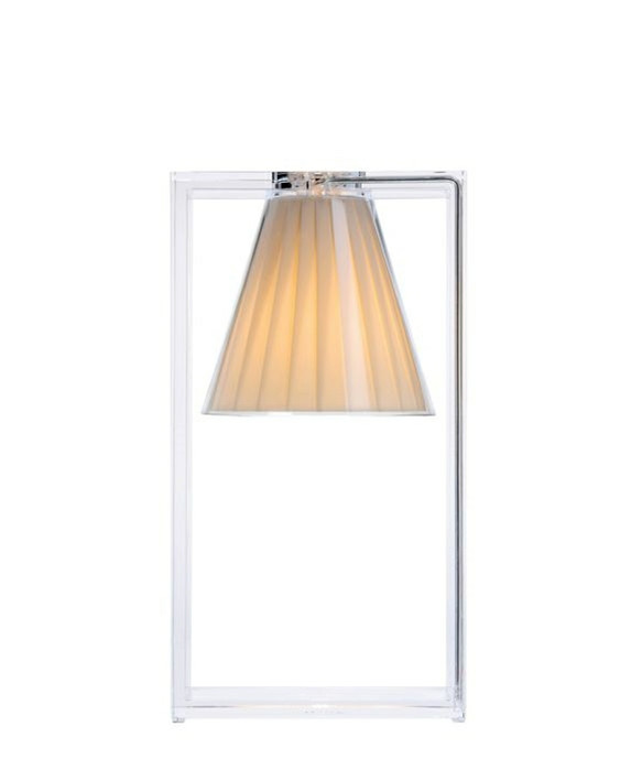Light Air Bordslampa Beige - Kartell