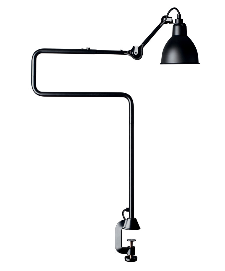 211-311 Bordlampe Sort - Lampe Gras