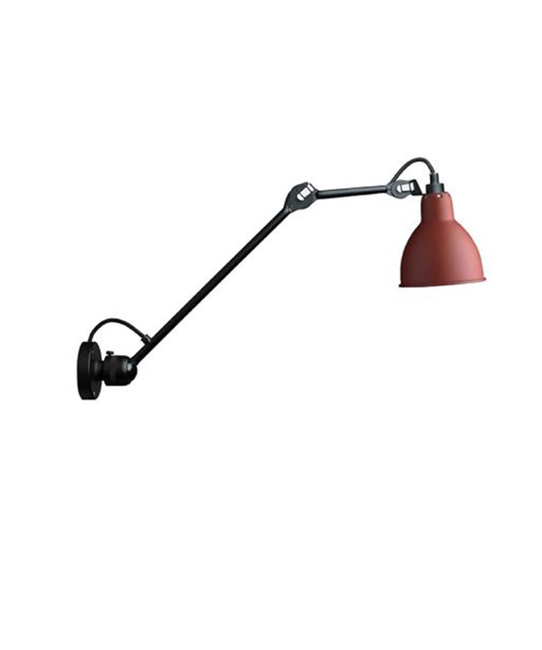 304L40 Væglampe Rød - Lampe Gras