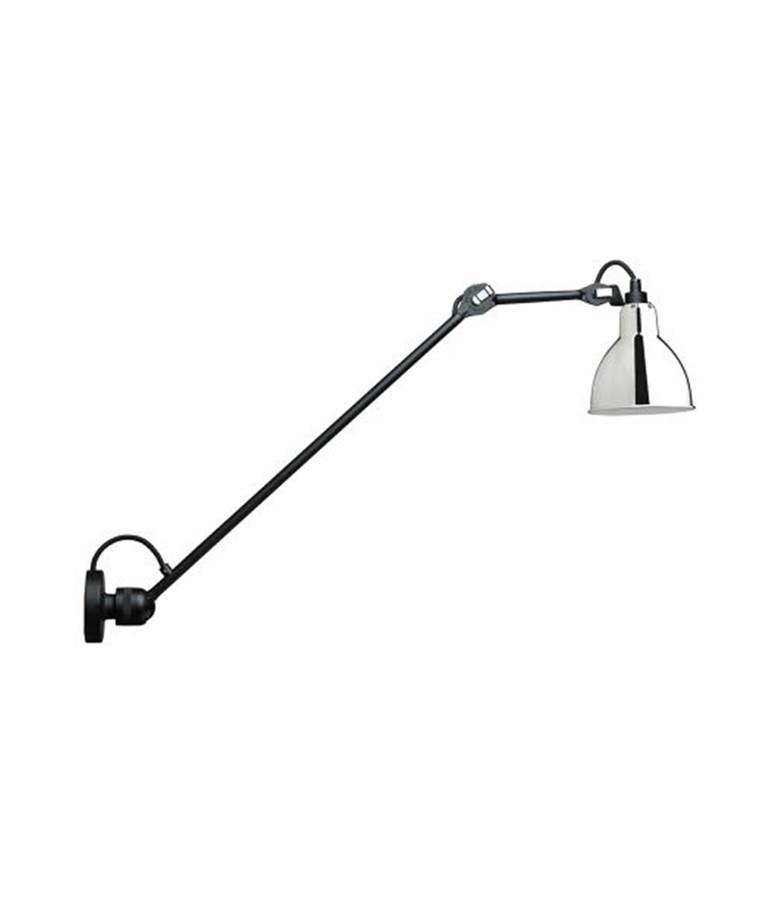 304L60 Væglampe Krom - Lampe Gras