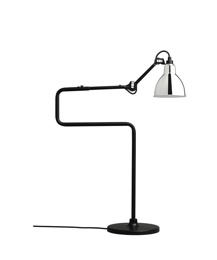 317 Bordlampe Krom - Lampe Gras
