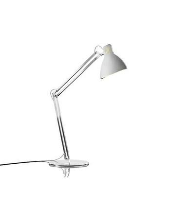 Looksoflat Bordlampe Sølv - Ingo Maurer