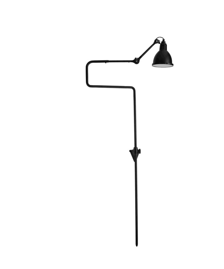 217 XL Outdoor Væglampe Sort - Lampe Gras