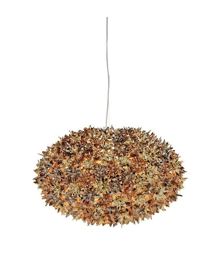 Bloom Pendel S1 Guld/Bronze/Kobber - Kartell