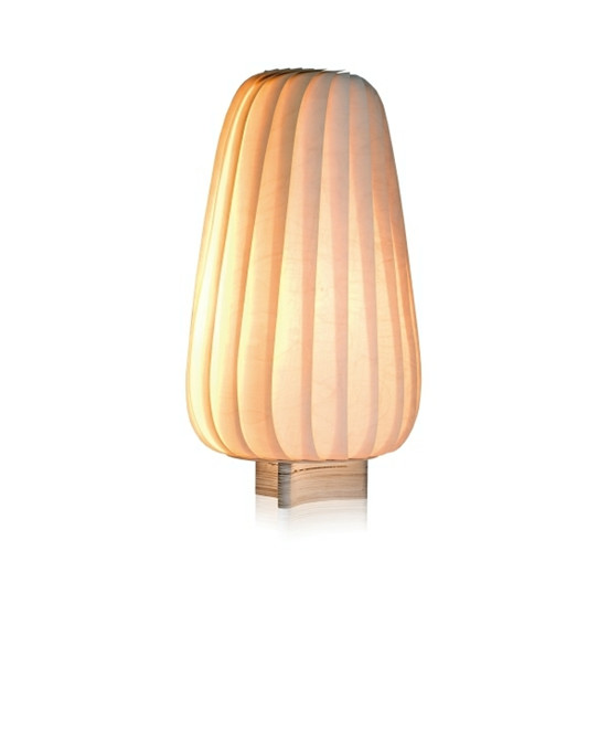 ST906 Bordlampe Birk Naturel - Tom Rossau