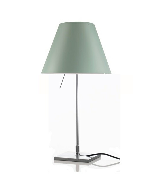 Costanzina Bordlampe Comfort Green - Luceplan
