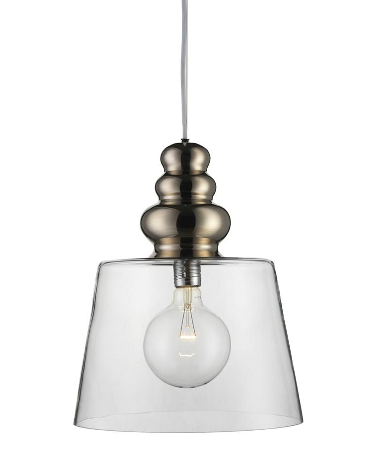 Pollish XL Clear Pendelleuchte - Design By Us