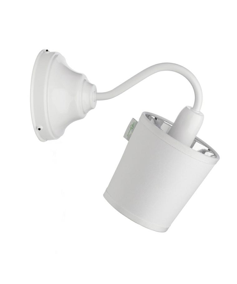 Legs Væglampe Hvid - Design By Us