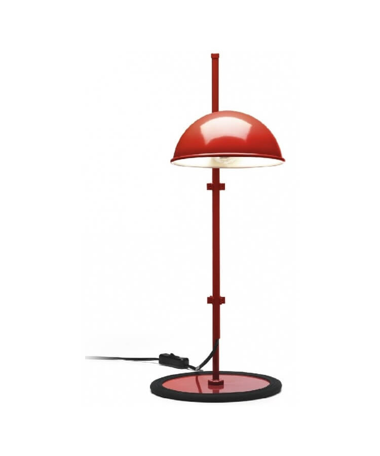 Funiculi Bordlampe Rød - Marset