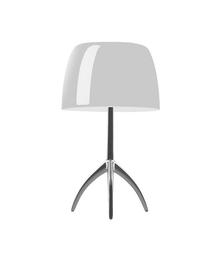 Lumiere Piccola Bordslampa Vit - Foscarini