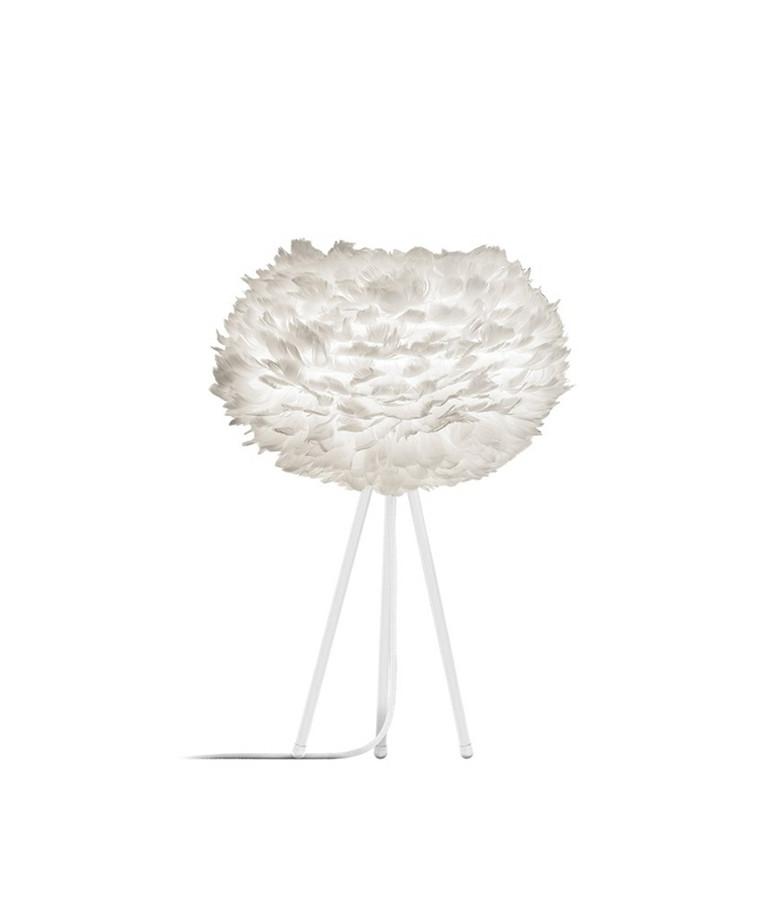 Eos Bordlampe Medium Hvid/Hvid - Vita