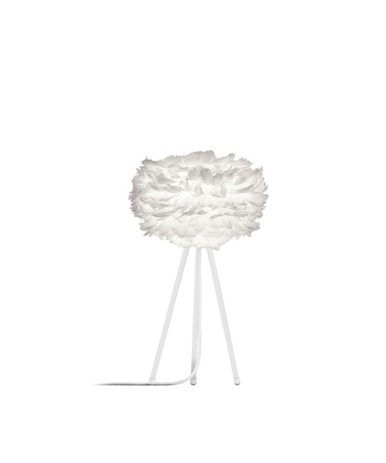 Eos Bordlampe Mini Hvit/Hvit - Vita