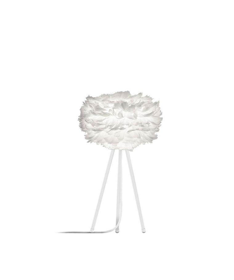 Eos Bordlampe Mini Hvid/Hvid - Vita