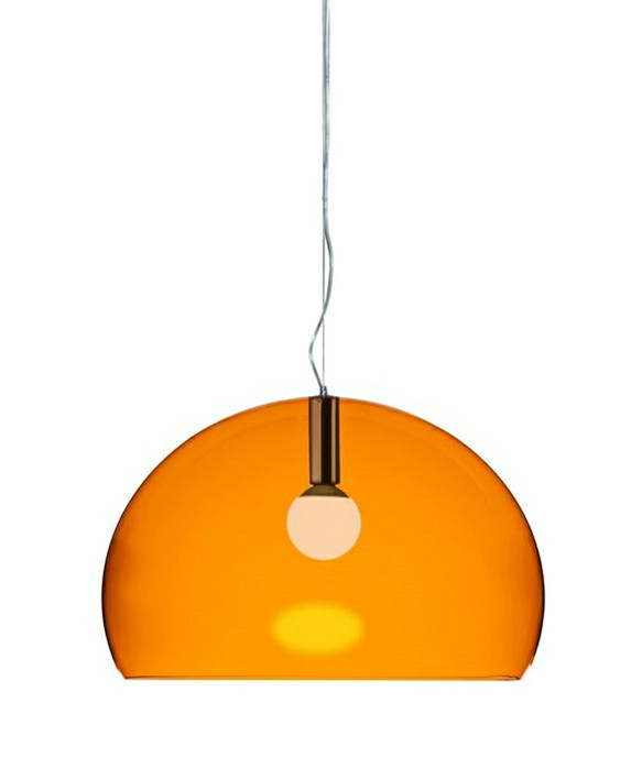 Big Fl/y Pendel Orange - Kartell