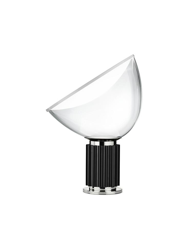 Taccia Small Bordlampe Sort - Flos