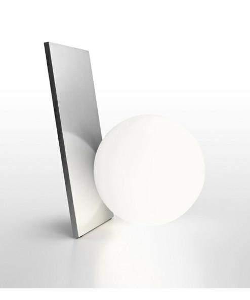 Extra T Bordlampe Silver - Flos