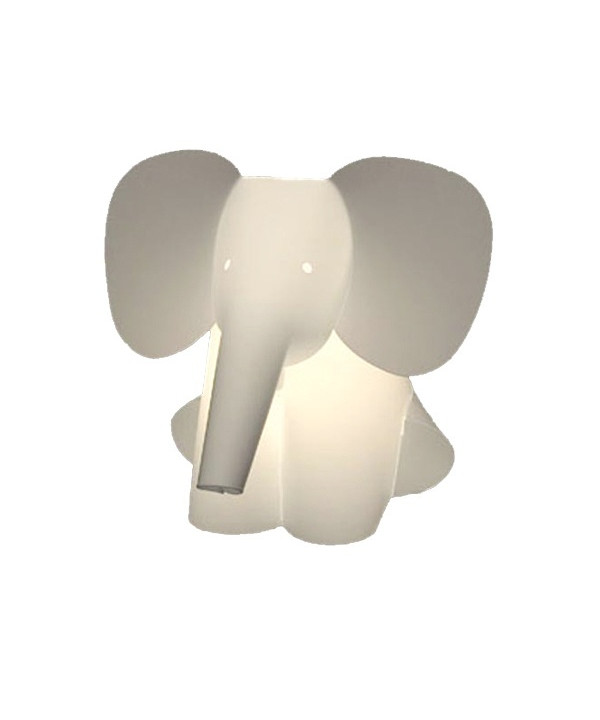 Zoolight Elefant Vegglampe - Intermezzo