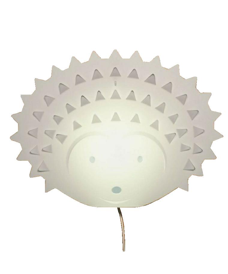Zoolight Sunny Pinnsvin Vegglampe -Intermezzo