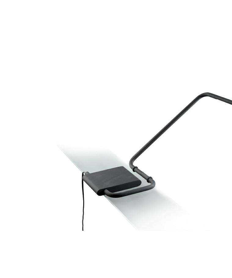 Pin Down Bordlampe Mat Sort - Frandsen