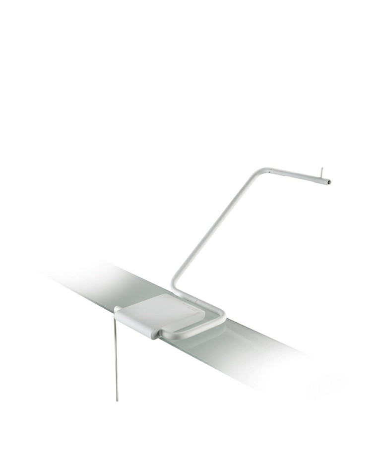 Pin Down Bordlampe Mat Hvid - Frandsen