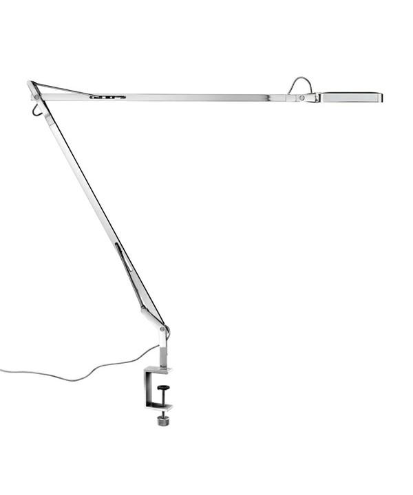 Kelvin LED Bordlampe m/Clamp Krom - Flos