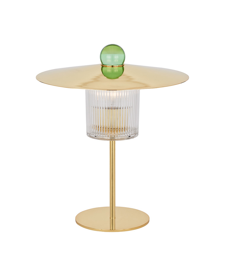 Ball On Top Bordlampe - Design By Us
