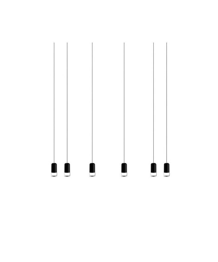 Wireflow Pendelleuchte Free Form 6 - Vibia