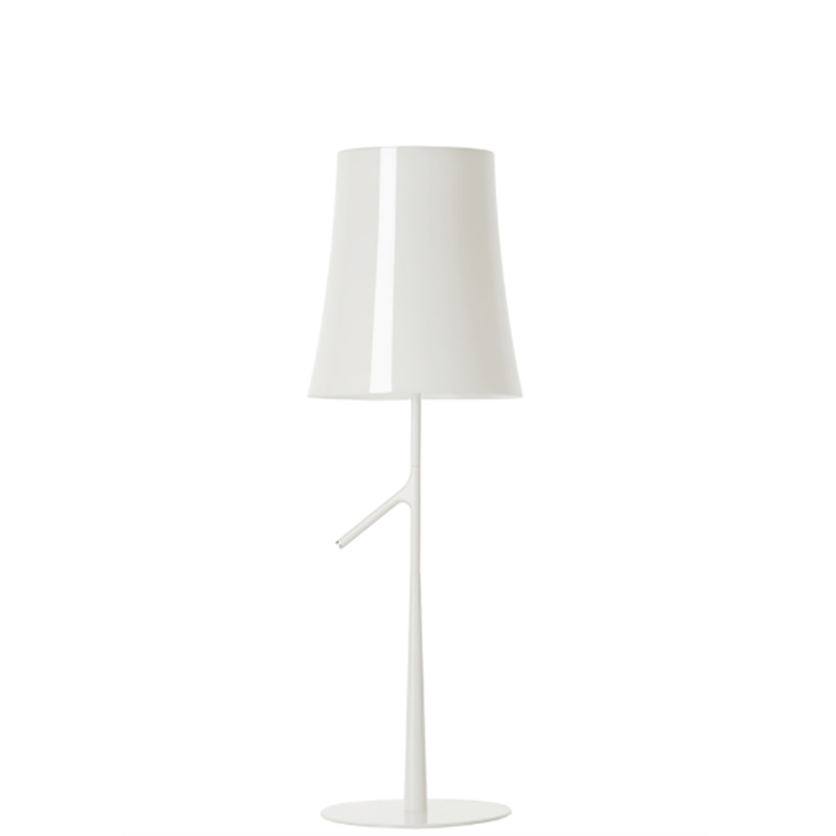 Birdie Grande Bordslampa on/off Vit - Foscarini