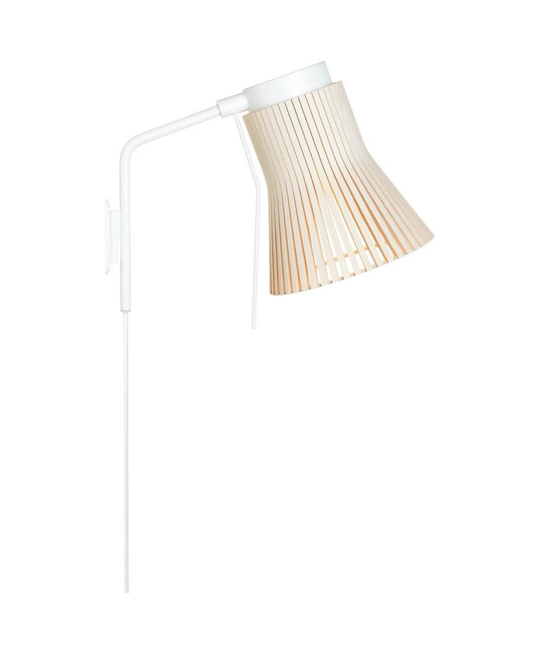Petite 4630 Vegglampe Bjørk - Secto