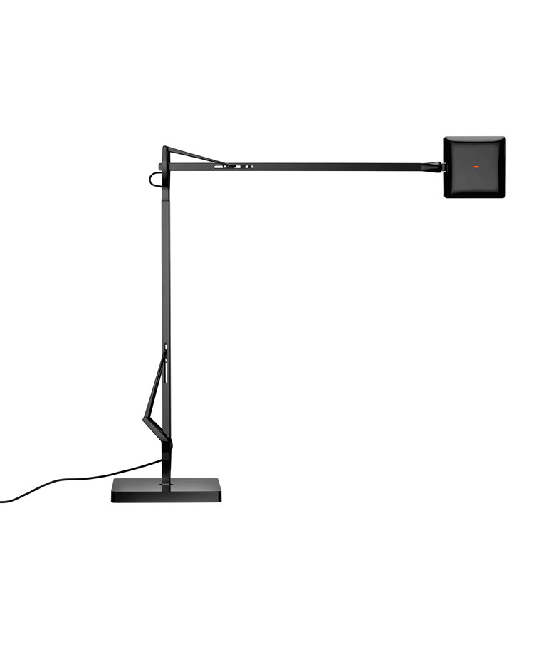 Kelvin Edge Bordlampe Sort - Flos
