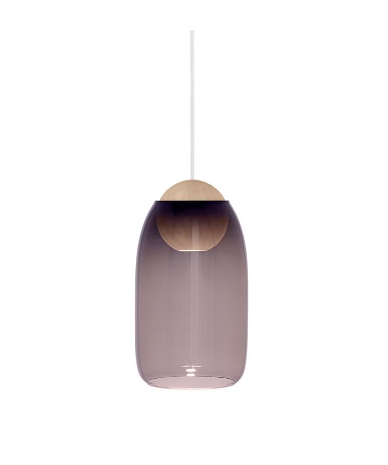 Liuku Pendel Ball Violet Gradient - Mater