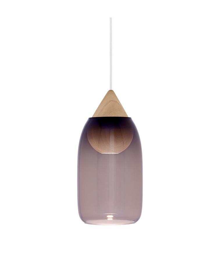 Liuku Pendel Drop Violet Gradient - Mater